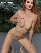 Bella Thorne Naked Body Boobs 002