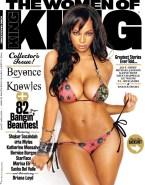 Beyonce Knowles Bikini Magazine Cover Naked 001
