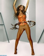 Beyonce Knowles Feet Pantiless Nsfw 001