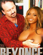 Beyonce Knowles Large Tits Boobs Squeezed Nsfw 001