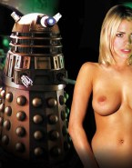 Billie Piper Exposed Boobs Doctor Who Porn 001