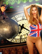 Billie Piper Pantiless Doctor Who 001