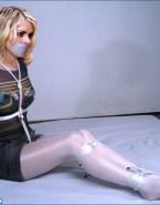 Billie Piper Stockings Bondage Nude 001