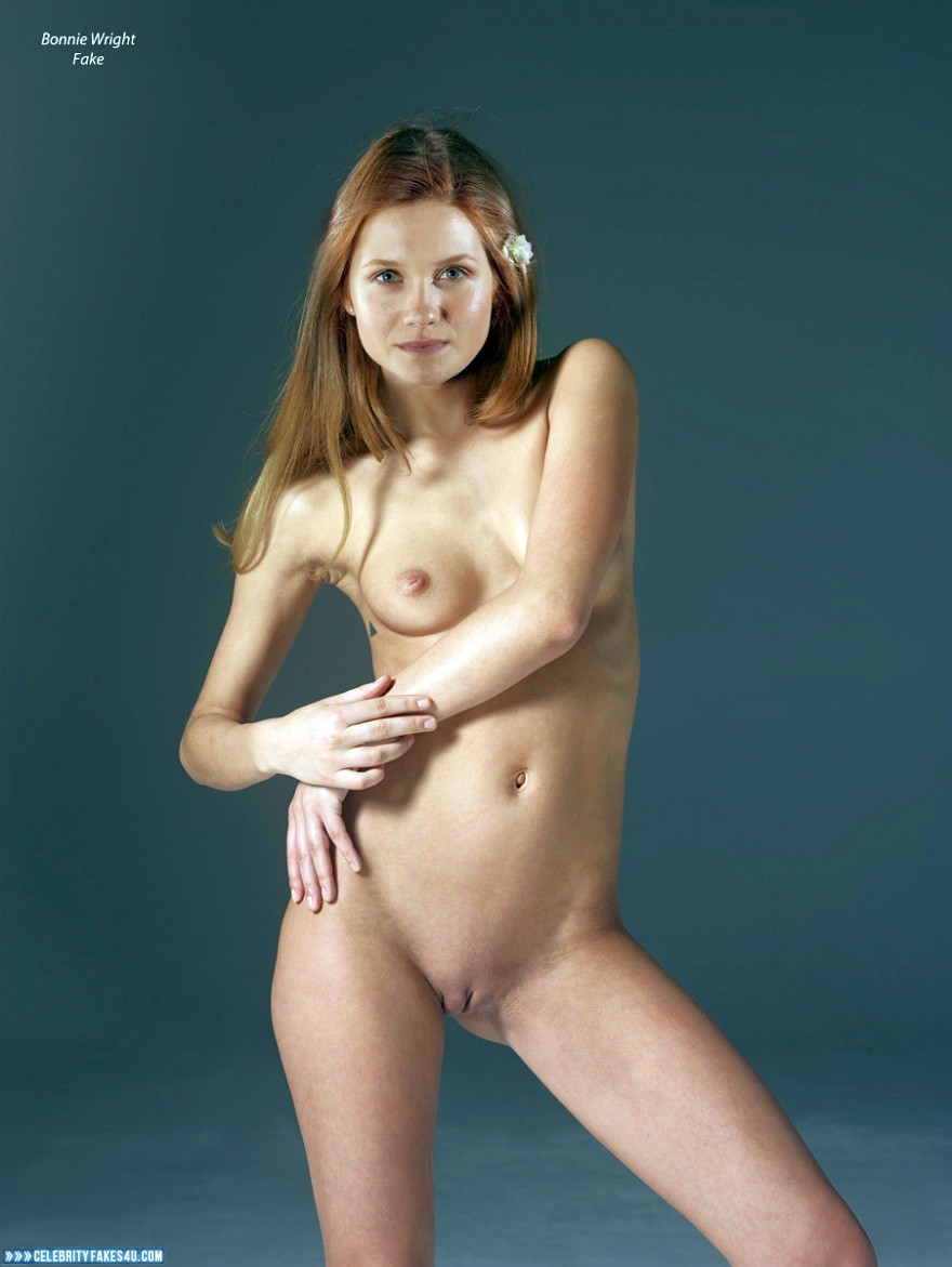 Ginny weasley naked, too thin for sex