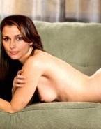 Bridget Moynahan Ass Sideboob Nude Fake 001