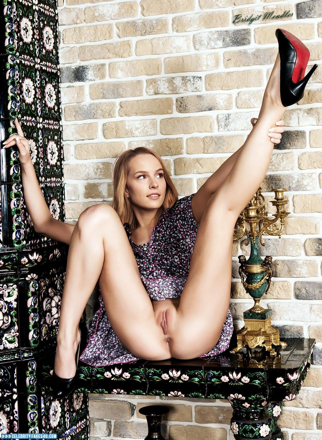 Bridgit Mendler Naked bridgit mendler ass pussy nudes 001 � celebrity fakes 4u