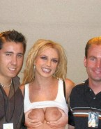 Britney Spears Boobs Squeezed Homemade Naked 001
