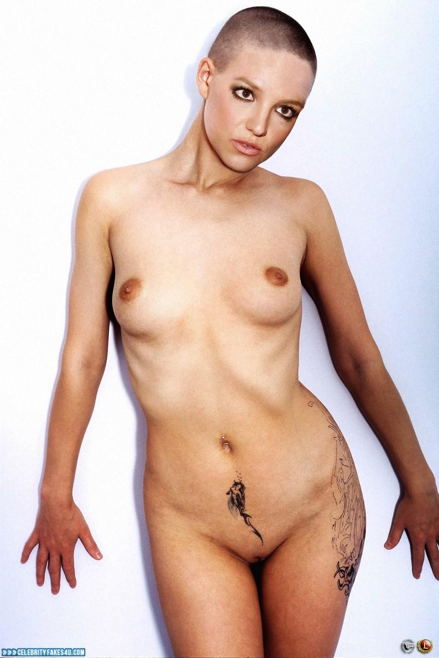 Britney Spears Fake, Nude, Porn