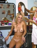 Britney Spears Nude Body Nice Tits 002