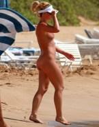 Britney Spears Voyeur Beach Nsfw 001