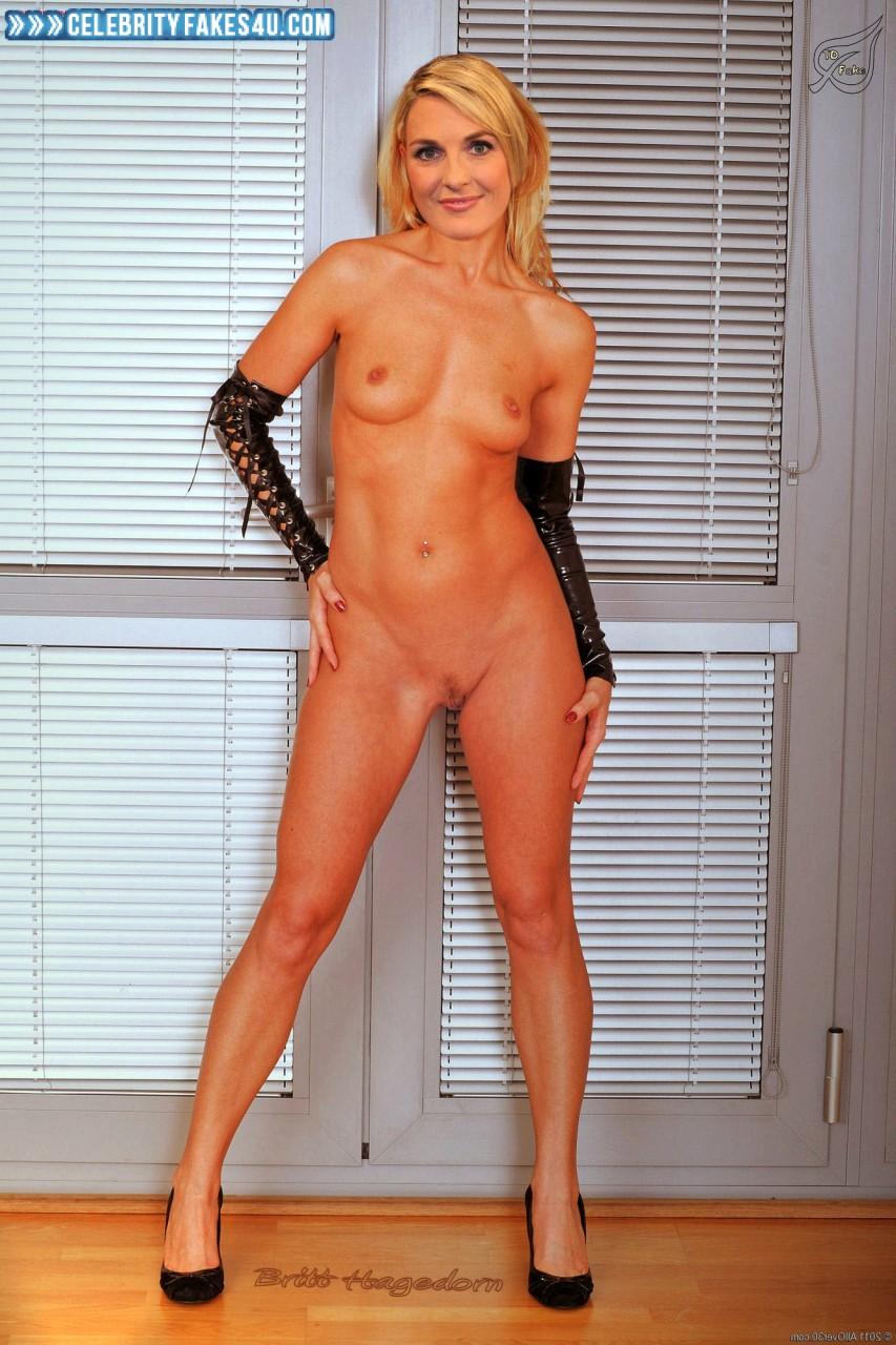 Hagedorn naked britt Britt Hagedorn