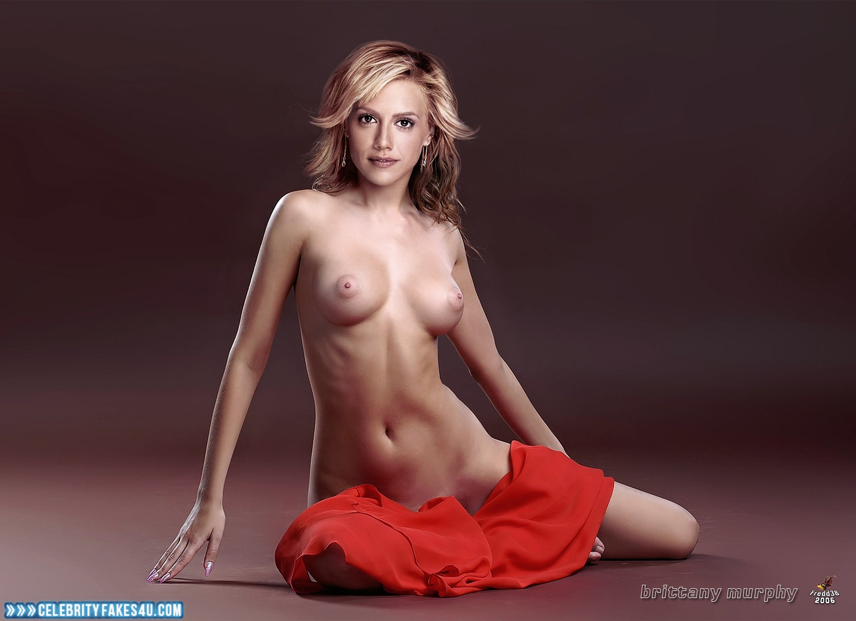 Remarkable, brittany murphy fakes will