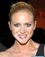 Brittany Snow Facial Fake 001