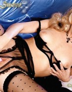 Brittany Snow Lingerie Sex Toy Fake 001