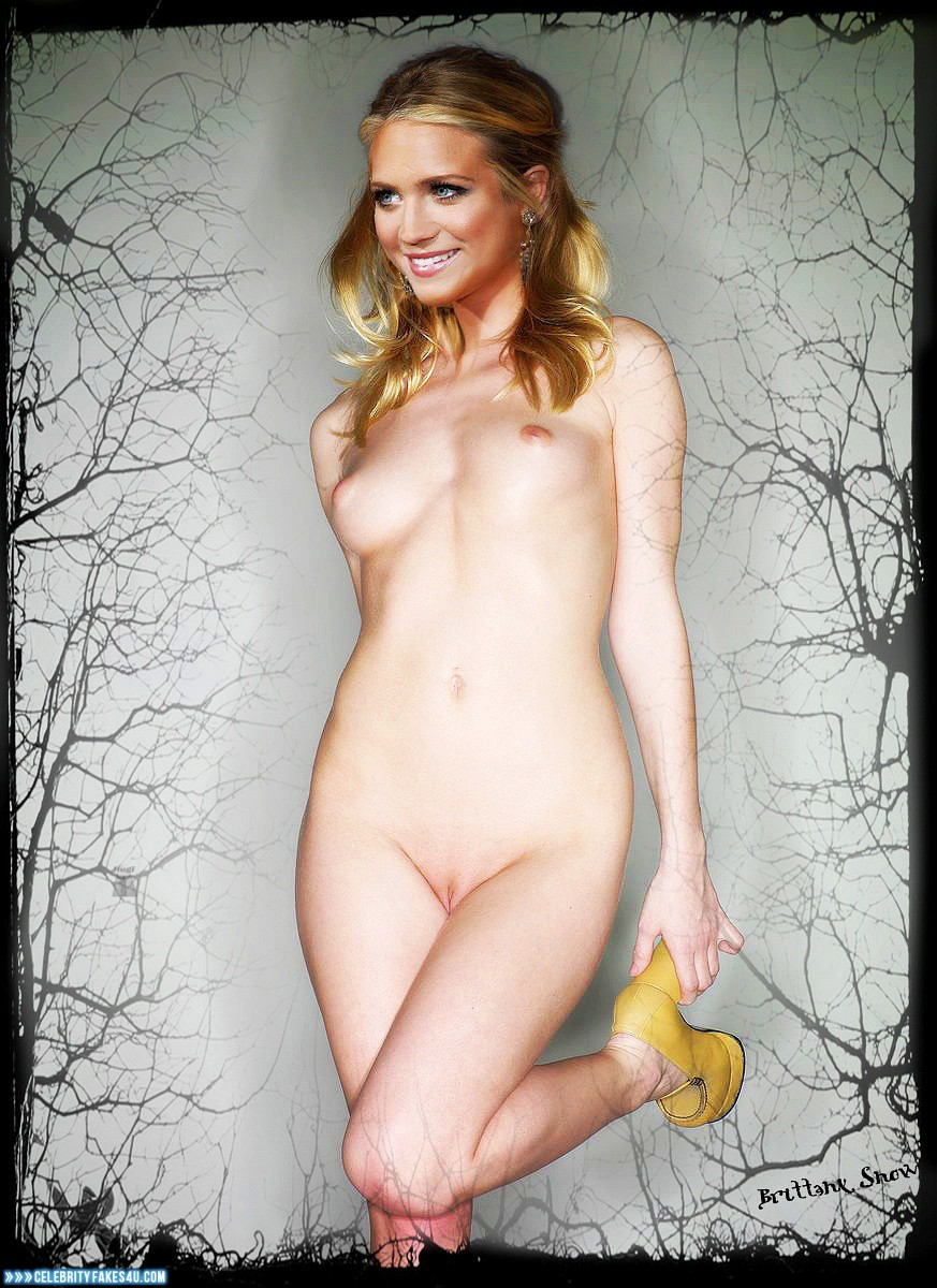 Brittany snow naked pics #2