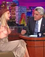 Cameron Diaz Tit Flash Tonight Show With Jay Leno Nude 001