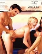 Cameron Diaz Threesome Doggystyle Sex 001