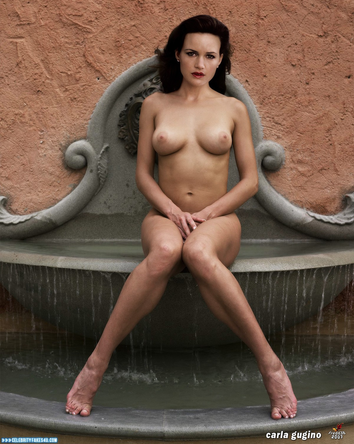 Carla gugino nude pic