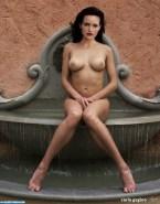 Carla Gugino Breasts Public Naked 001