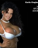 Carla Gugino Huge Boobs Nipple Slip Porn 001