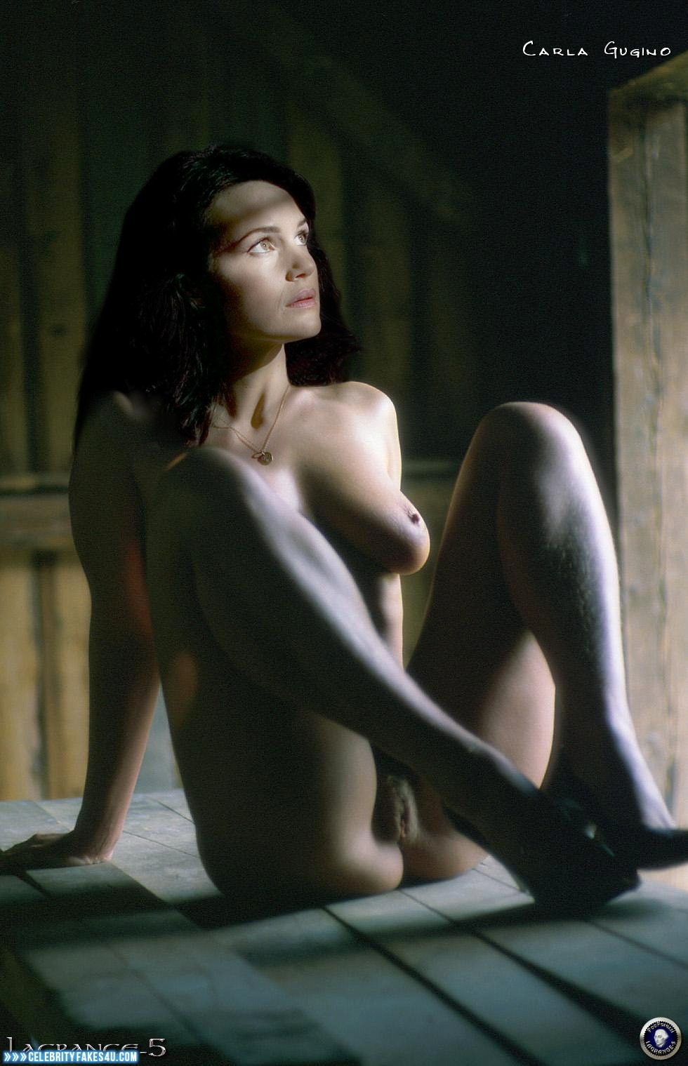 elaine gallo nude