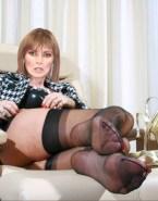 Carol Vorderman Feet Porn 001