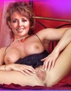Carol Vorderman Lips Spread Pussy 001