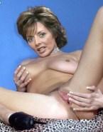 Carol Vorderman Squeezing Tits Spread Pussy Xxx 001