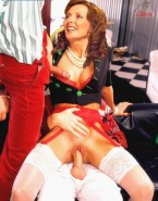 Carol Vorderman 3some Sex 001