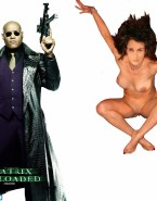 Carrie Anne Moss Naked The Matrix 001