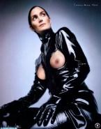 Carrie Anne Moss Tits The Matrix Xxx 001