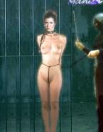 Carrie Fisher Camel Toe Bondage Porn 001
