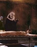 Carrie Fisher Naked Body Bondage 001