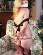 Carrie Underwood Thong Bondage 001