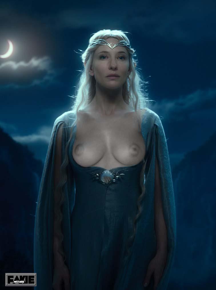 Lady galadriel naked
