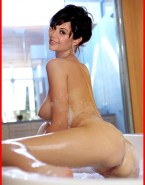 Catherine Bell Ass In The Shower Naked 001