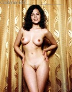 Catherine Bell Completely Naked Exposed Tits 001