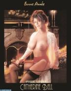 Catherine Bell Lingerie Hot Porn 001