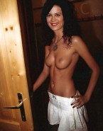 Catherine Bell Skirt Leaked Fakes 001