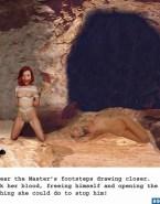 Charisma Carpenter Buffy The Vampire Slayer Bondage Naked 001