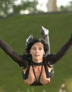 Charlize Theron Tits Nsfw 001