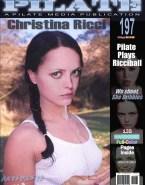 Christina Ricci Cum Facial 001