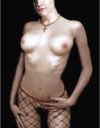 Christina Ricci Stockings Breasts 001