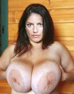 Christine Neubauer Huge Boobs Squeezing Tits Porn 001