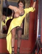 Christine Neubauer Stockings Big Tits Fakes 001
