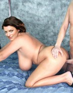 Christine Neubauer Bent Over Doggystyle Sex 001