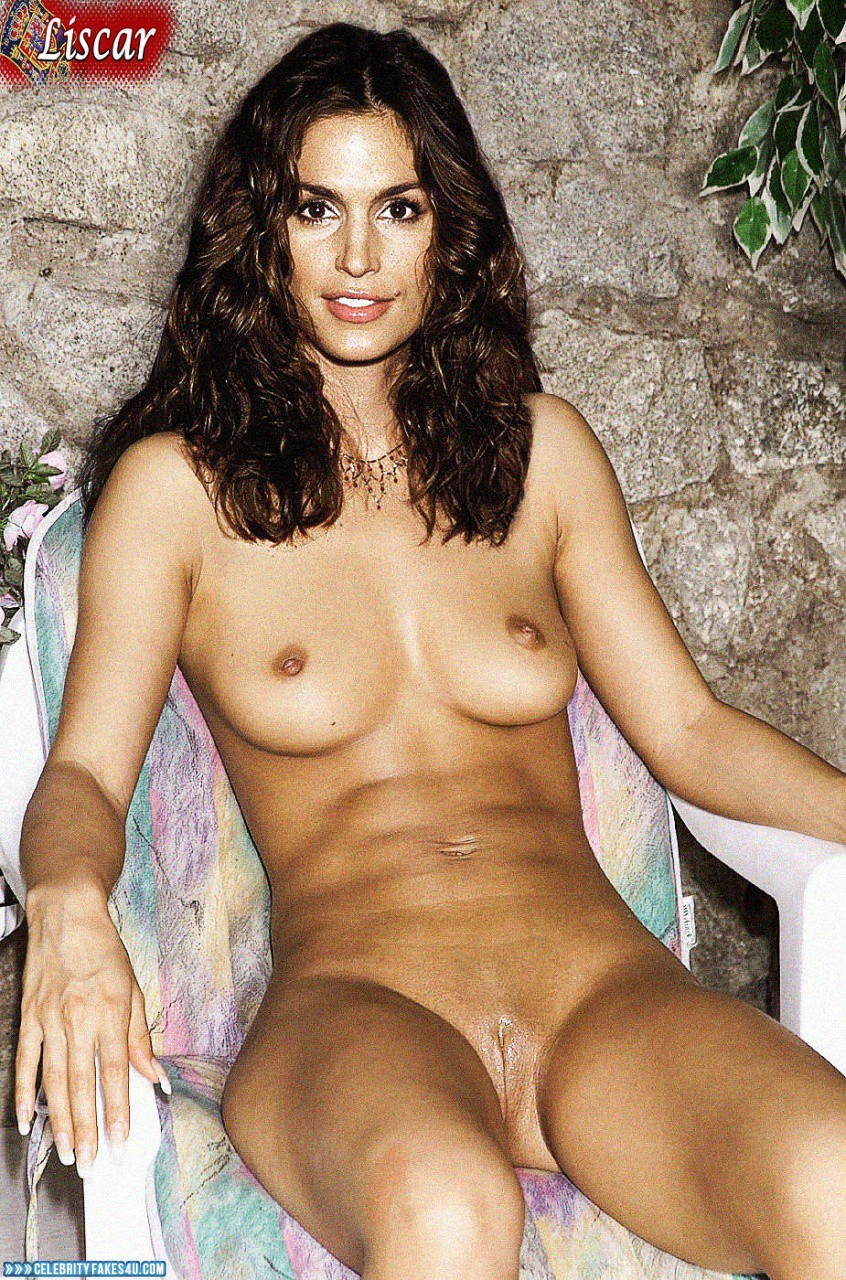 fake nude video of cindy crawford