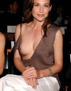 Claire Forlani Public Naked 001
