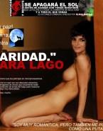Clara Lago Boobs Magazine Cover Porn 001