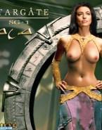 Claudia Black Tits Stargate Sg 1 Porn Fake 001
